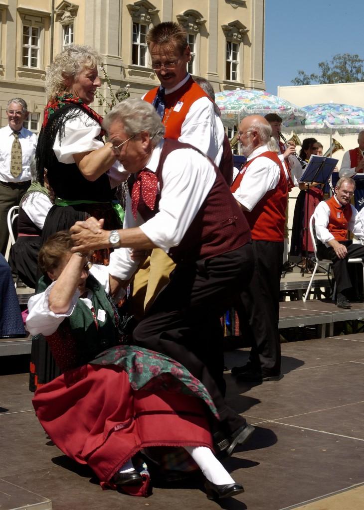 Unterfränkisches Volksmusikfest