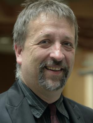 Michael Busch, Vorsitzender des Bayerischen Journalisten-Verbandes