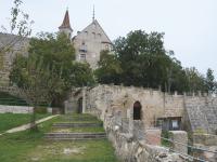 Burgherren und Klöppelfrauen