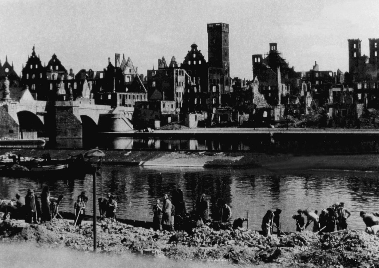 Vor siebzig Jahren – Kriegsende in Franken