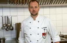 Chefkoch Heribert Heuring