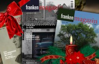 Franken Magazin verschenken