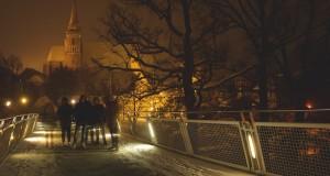 Franken bei Nacht