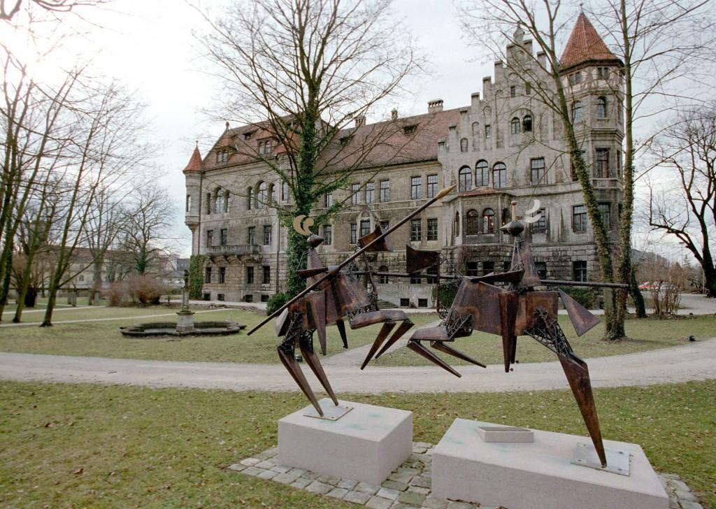 Schloß Stein / Schloß Faber-Castell