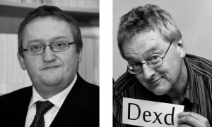 Prof. Günter Dippold, Helmut Haberkamm