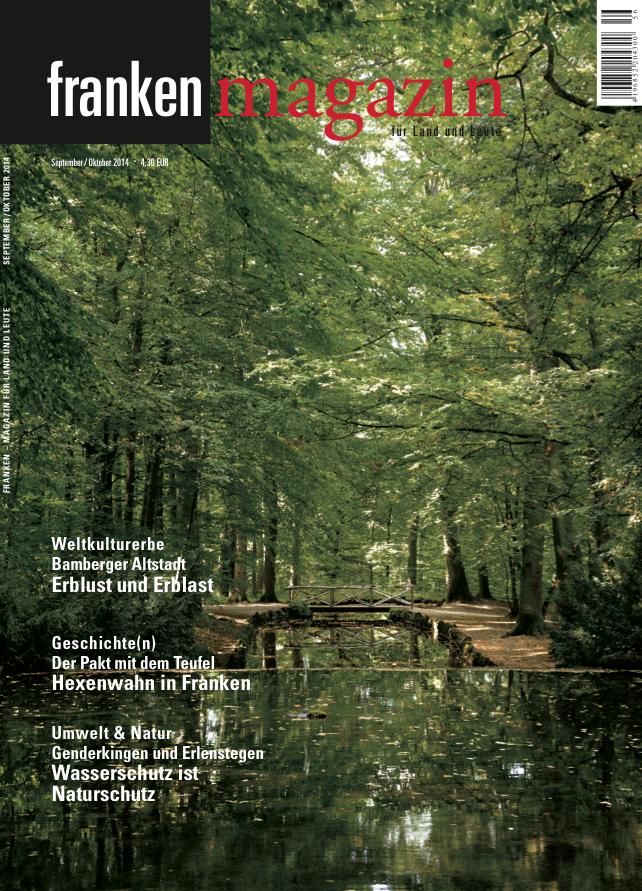 Unser Titelbild entstand im Park der Eremitage in Bayreuth.