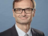 Josef Hasler, Vorsitzender des Vorstandes der N-ERGIE AG.