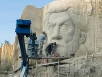 Auftrag aus Hollywood – Kein fränkisches Mount Rushmore