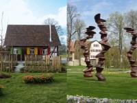 Bayreuth mit Musik, Öhringen mit Kunst