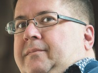 Christian Kreppel, der Leiter des Schweinfurter Theaters ist seit Januar auch Kulturamtsleiter der Stadt.