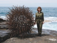Sculpture by the sea –  sculpture in the sea