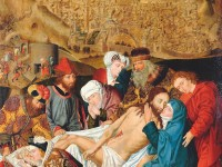 Epitaph für Adelheid Tucher mit der Ansicht von Jerusalem  Eigentümer: Tucher'sche Kulturstiftung
