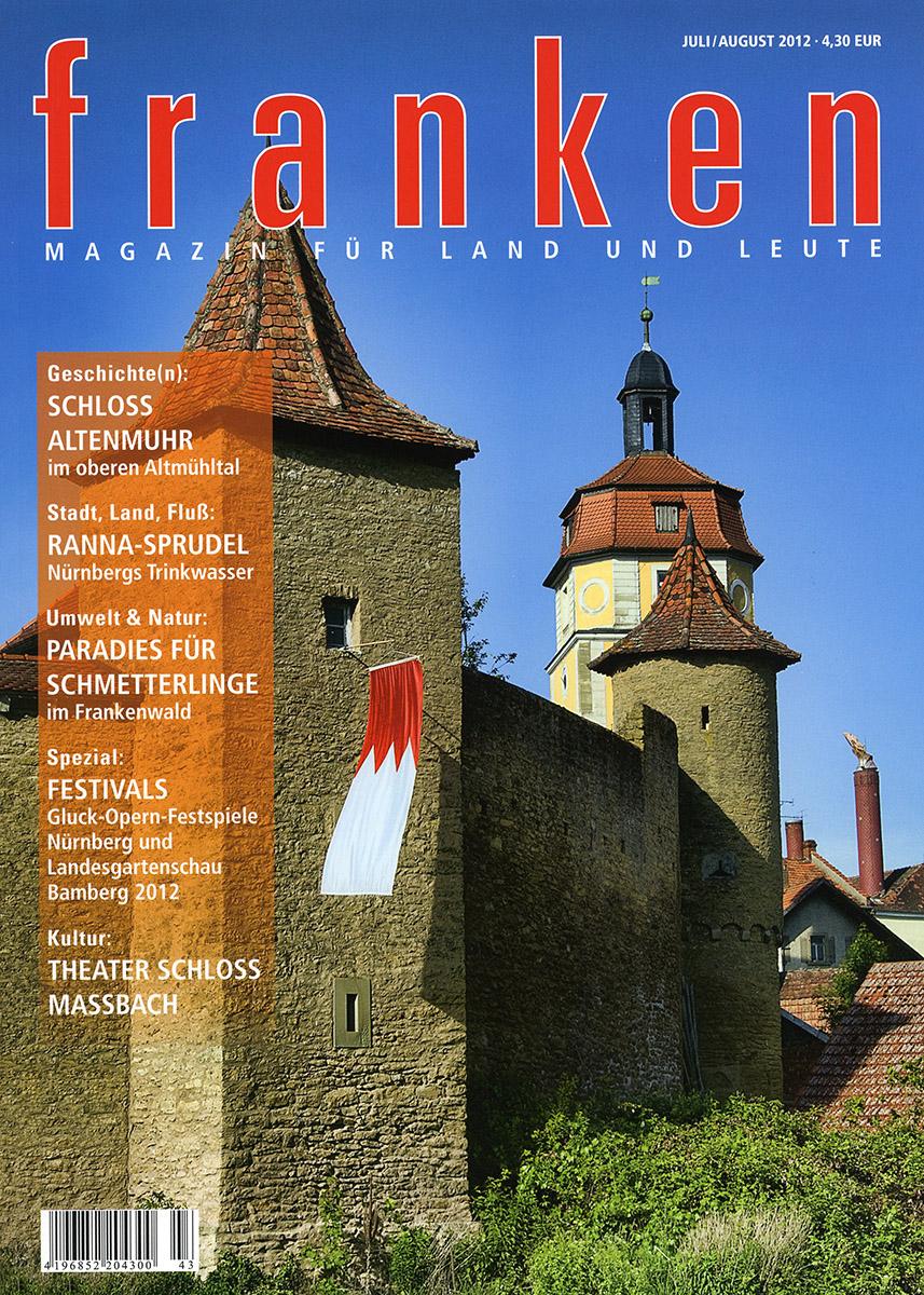 Franken-Magazin Juli / August 2012