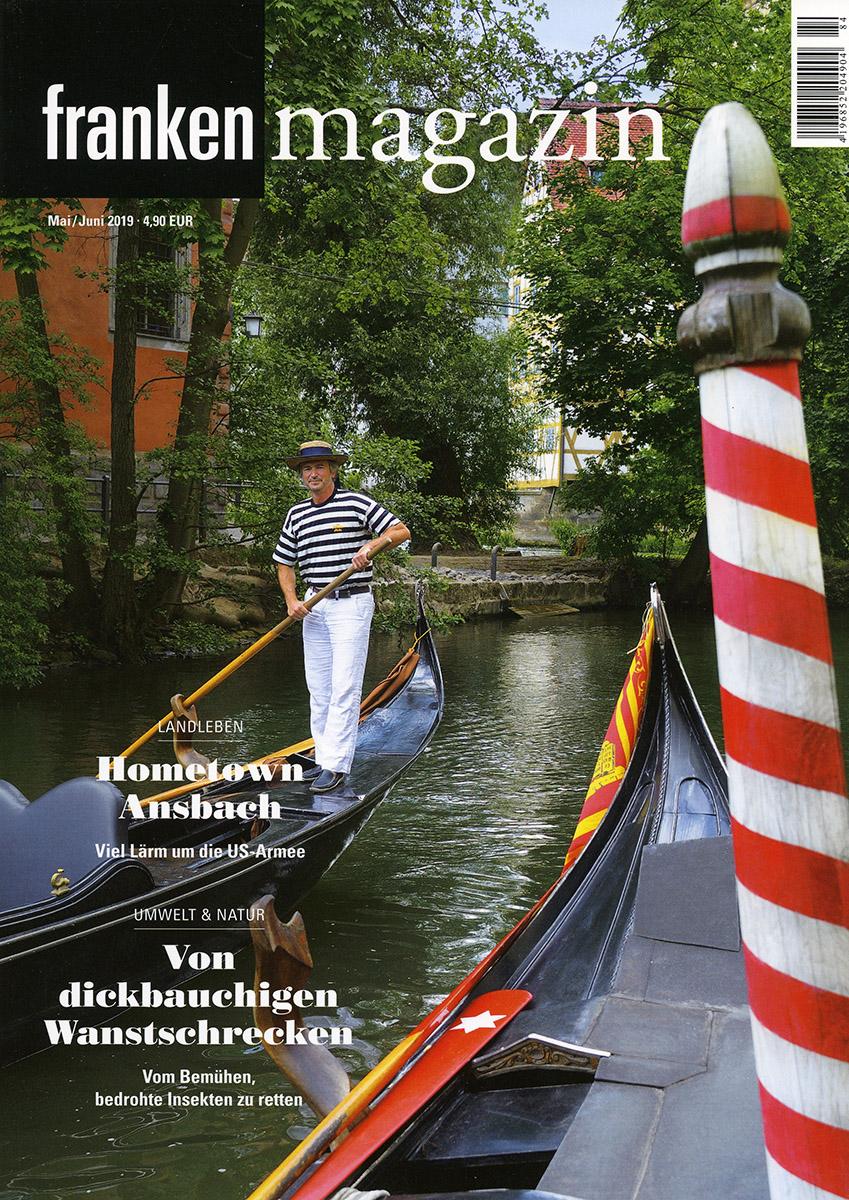Franken-Magazin Mai/Juni 2019
