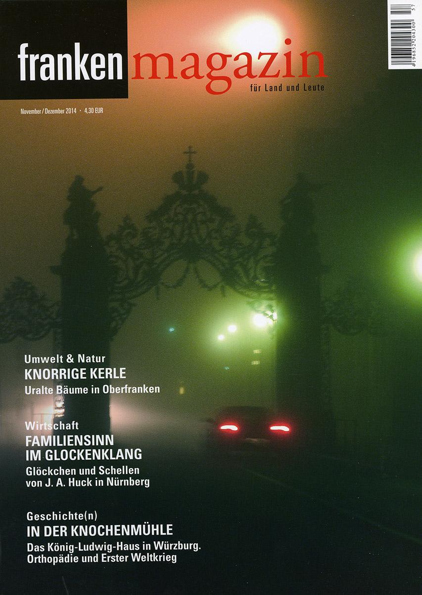 Franken-Magazin November / Dezember 2014