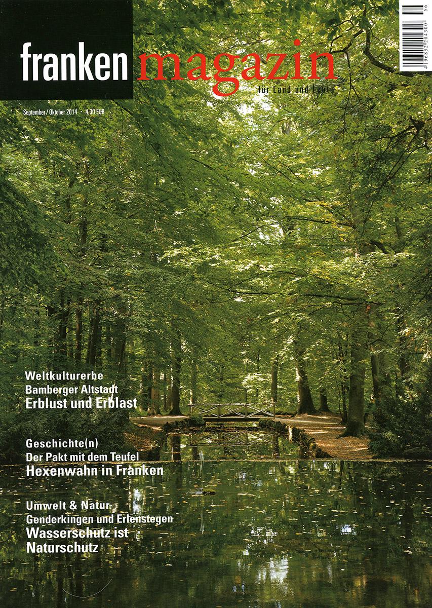 Franken-Magazin September / Oktober 2014