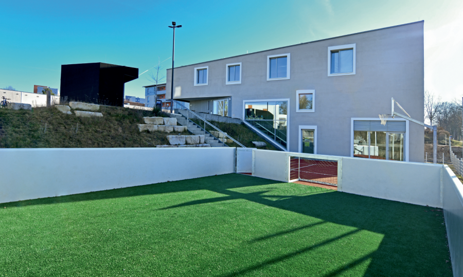 Kinder- und Jugendhaus in der Pastoriusstraße