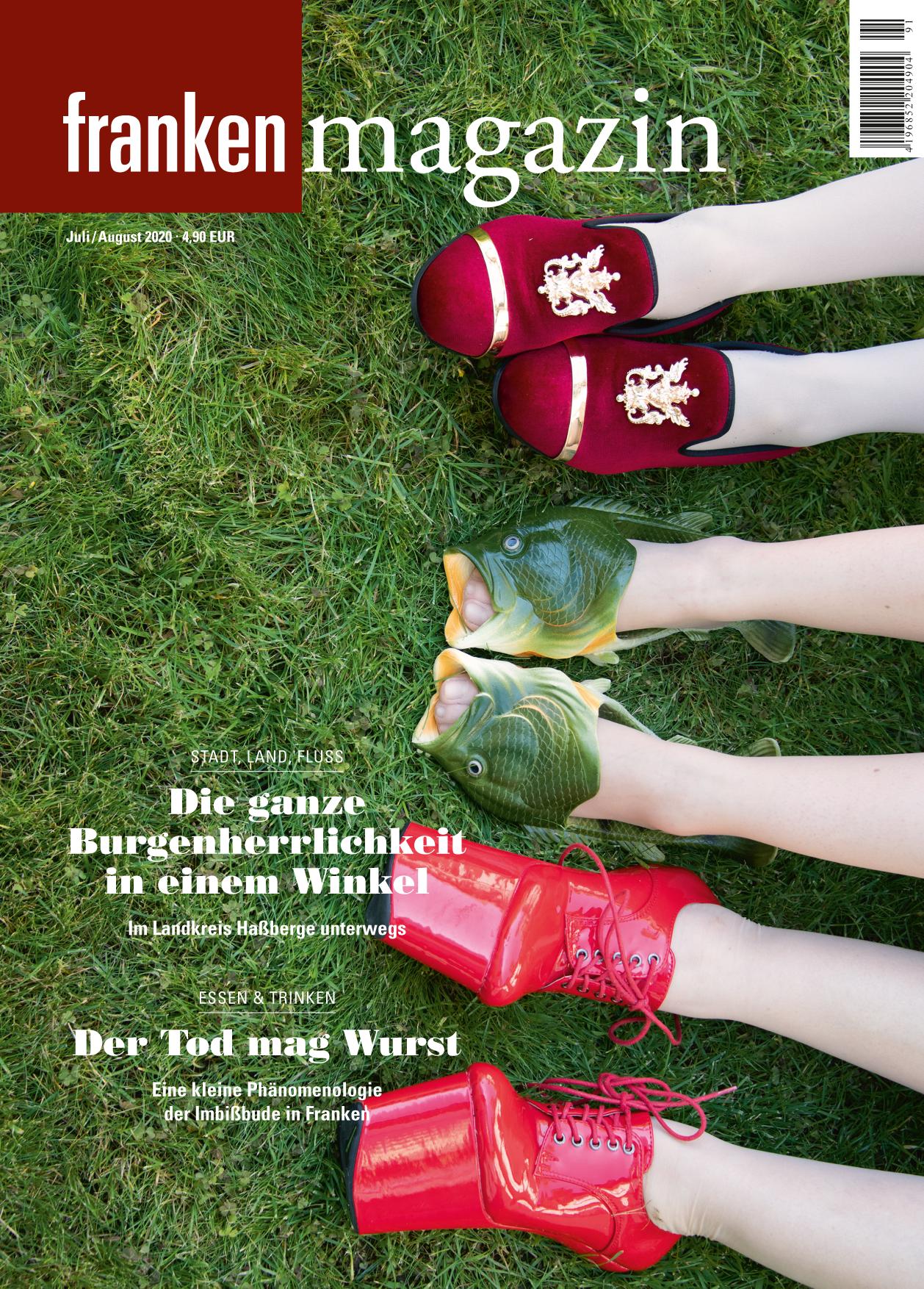 Franken-Magazin Juli / August 2020