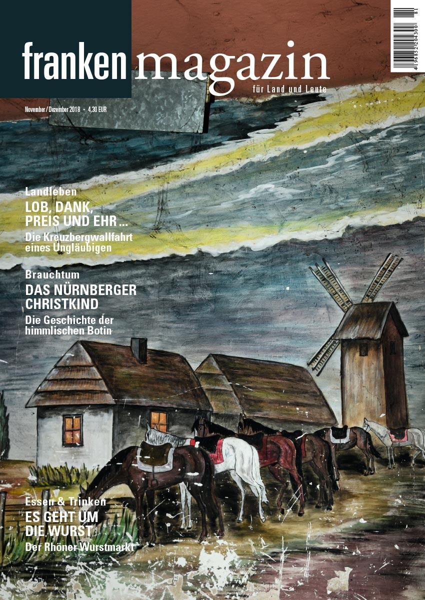 Franken-Magazin November / Dezember 2018