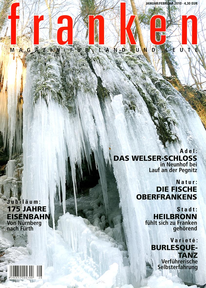 Franken-Magazin Januar / Februar 2010
