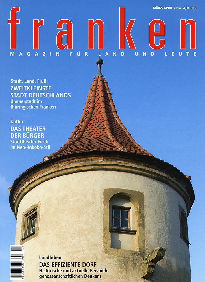 Franken-Magazin März / April 2014