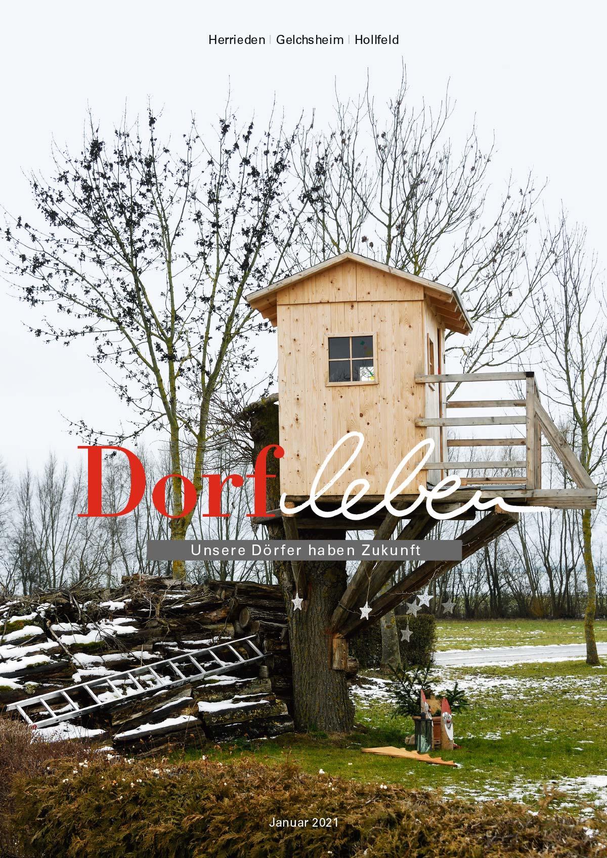 Dorfleben - Ausgabe 01/02 2021