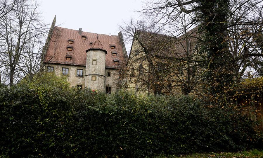 Schloss Sommerhausen