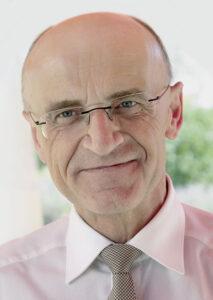 Landrat Wilhelm Schneider (CSU)