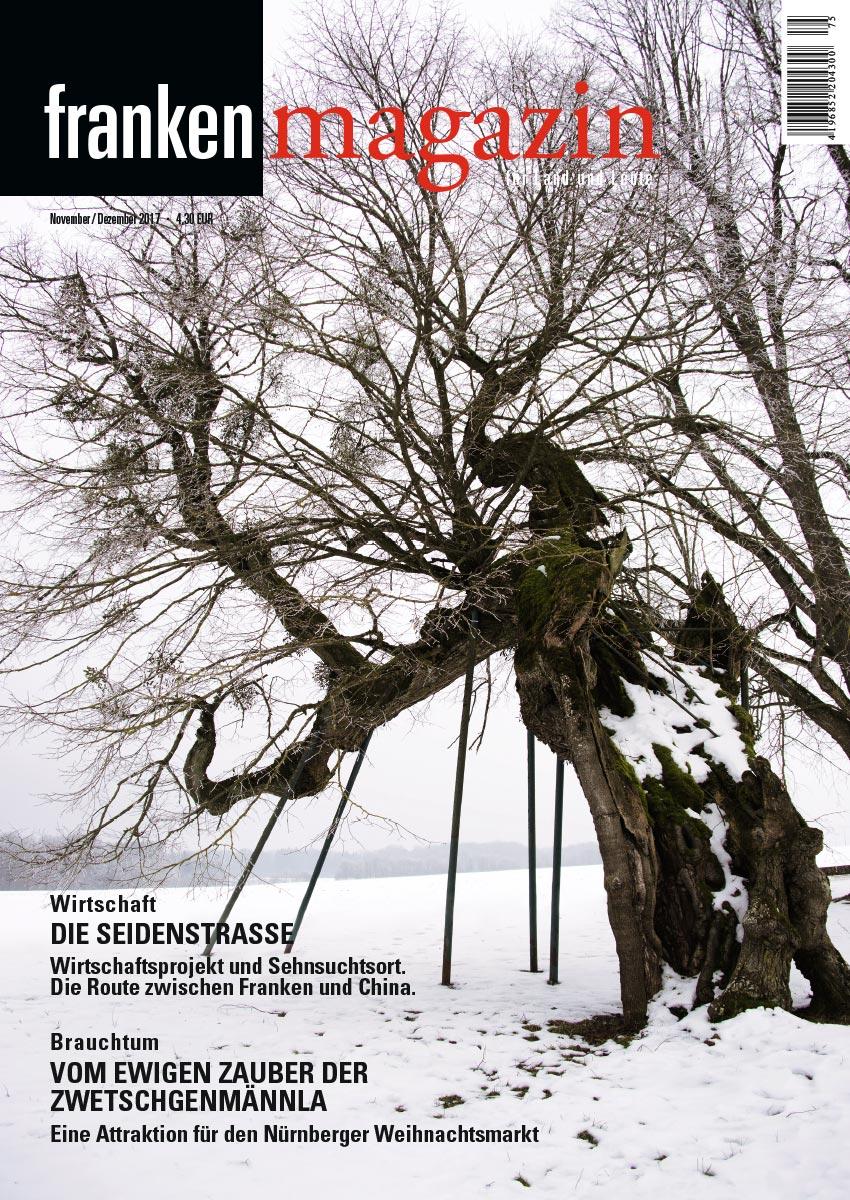 Franken-Magazin November / Dezember 2017