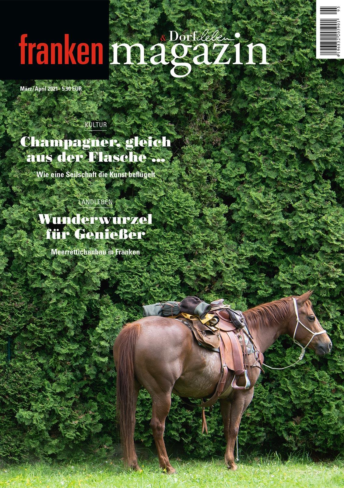 Franken-Magazin - Ausgabe 03/04 2021