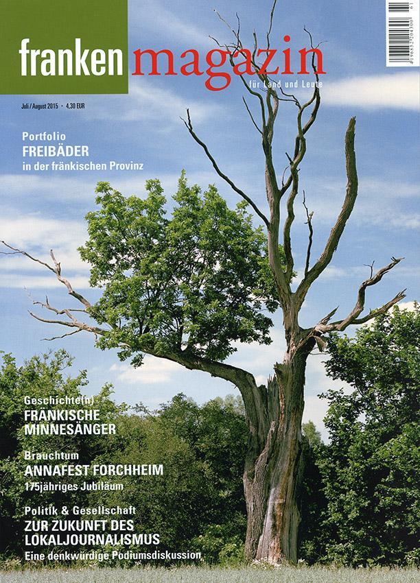 Franken-Magazin Juli/August 2015