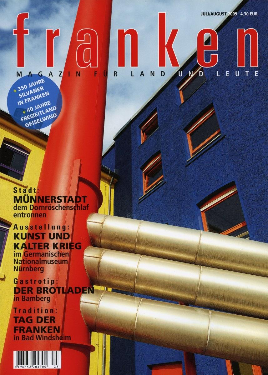 Franken-Magazin Juli / August 2009