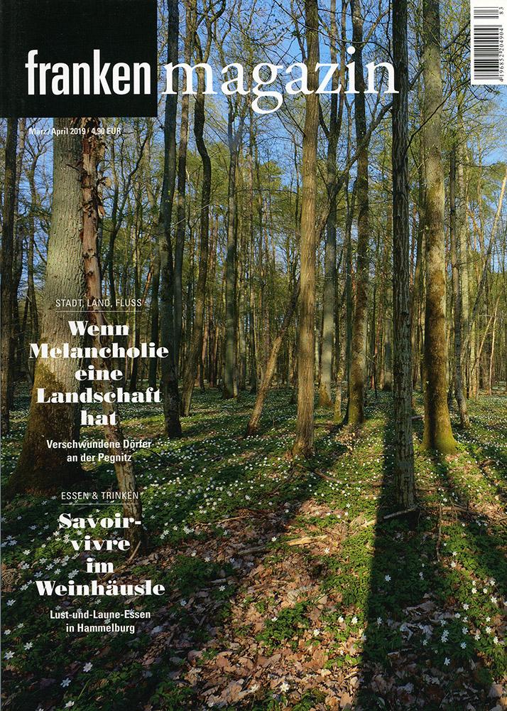 Franken-Magazin März/April 2019