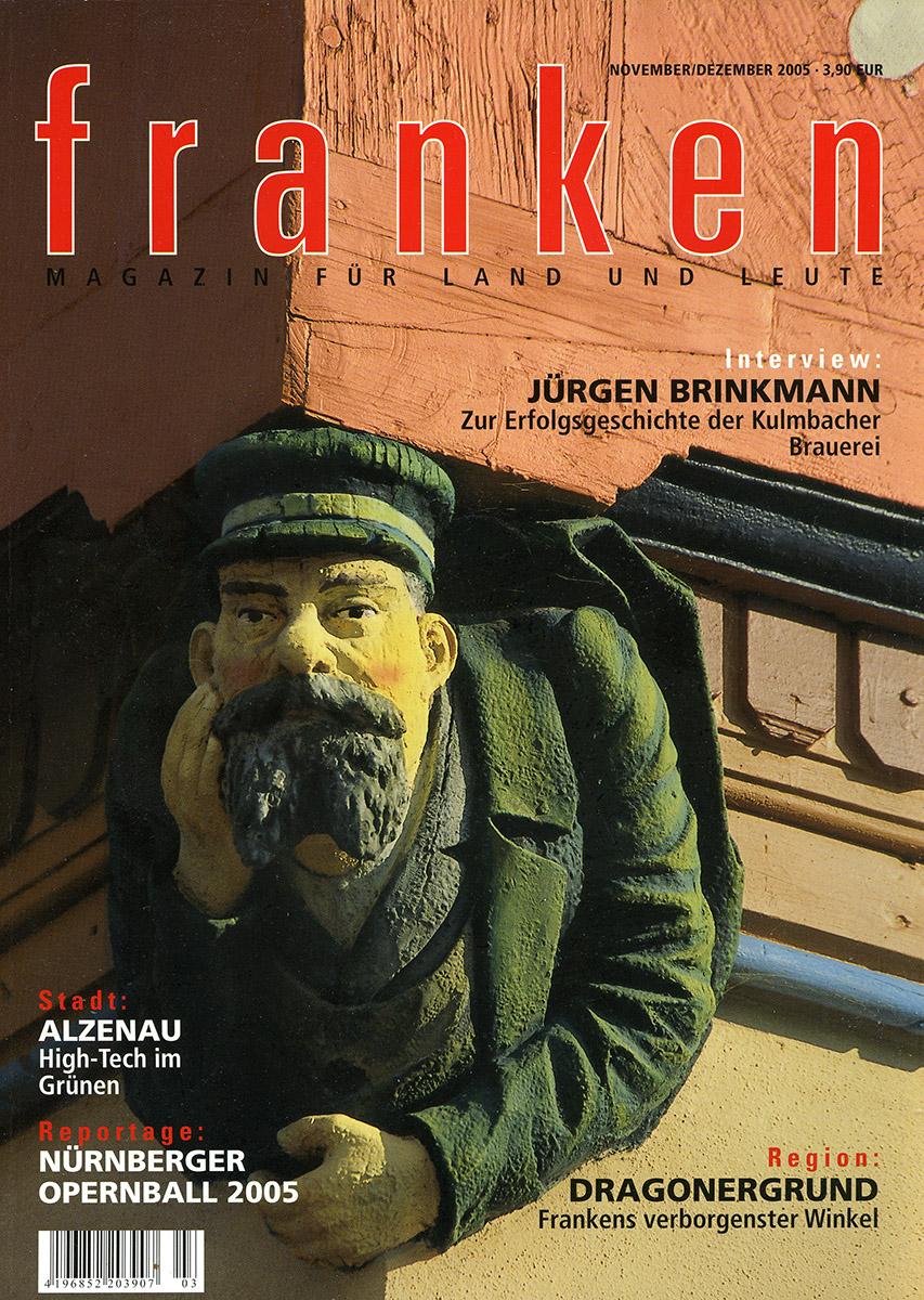 Franken-Magazin November / Dezember 2005