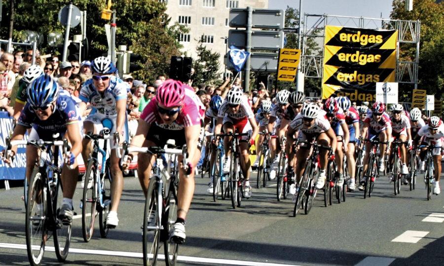 Weltmeisterin Regina Schleicher