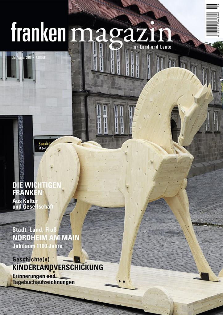 Franken-Magazin Juli / August 2018