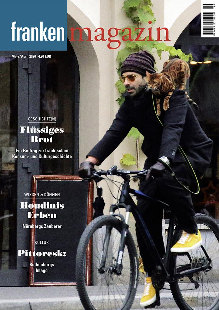 Franken-Magazin März / April 2020