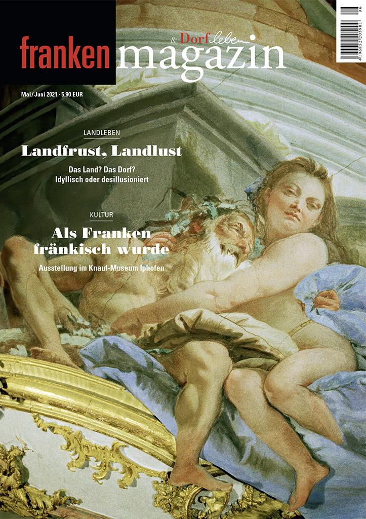 Franken-Magazin - Ausgabe 05/06 2021