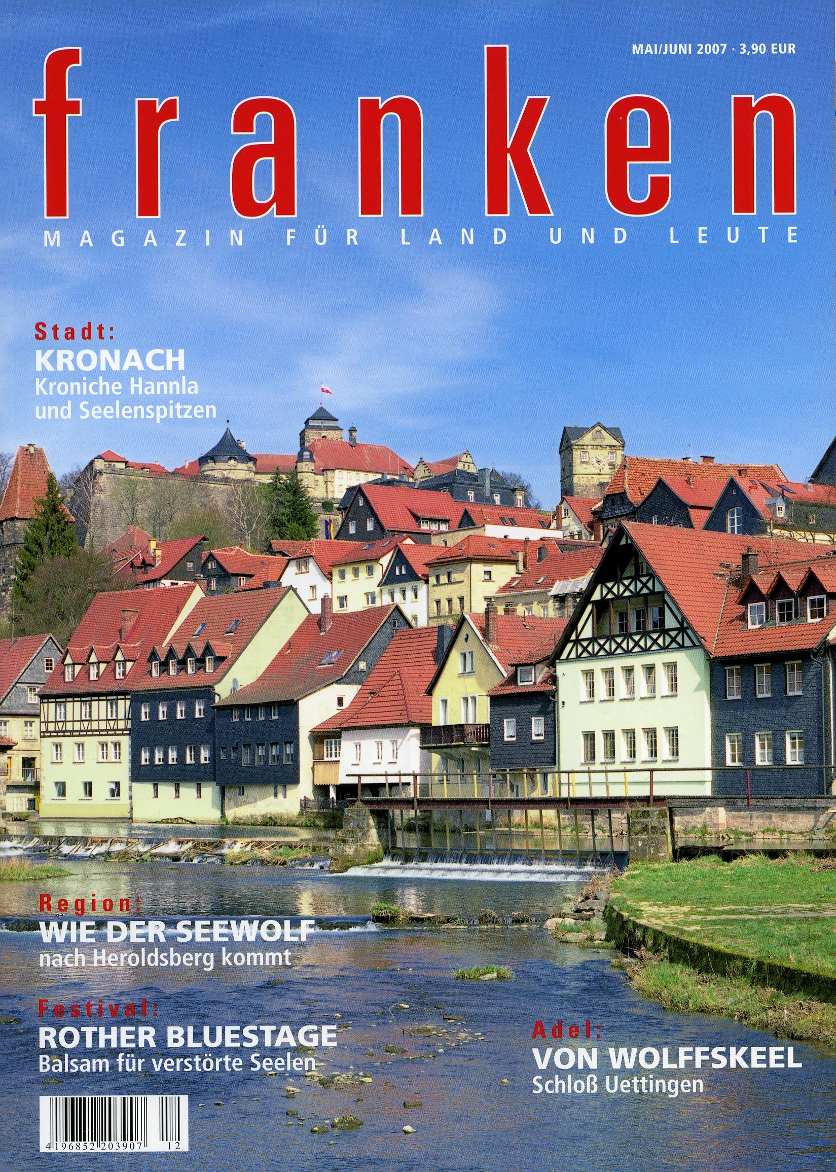 Franken-Magazin Mai / Juni 2007