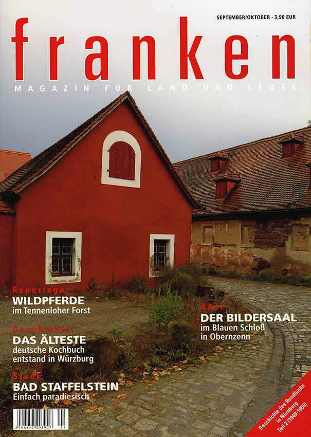 Franken-Magazin September/Oktober 2007