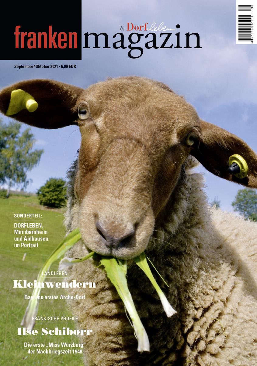 Franken-Magazin - Ausgabe September/Oktober 2021