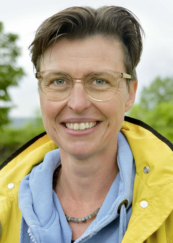 Die künstlerische Leiterin: Anja Dechant-Sundby.