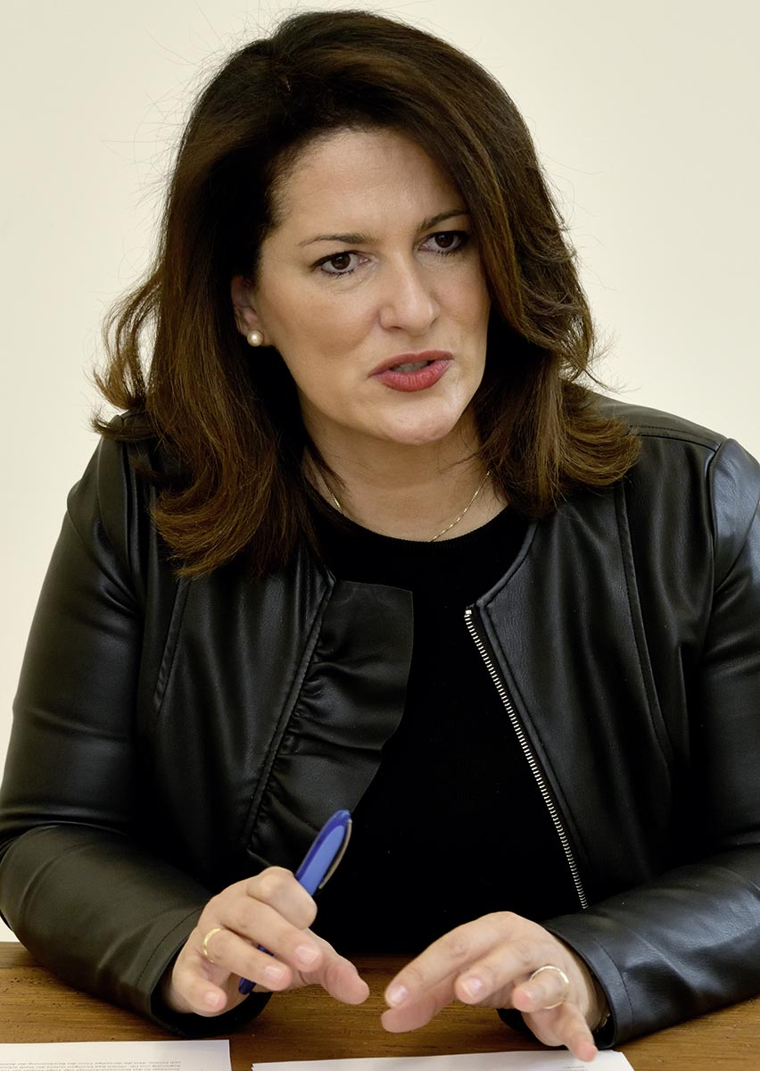 Bayerns Landwirtschaftsministerin Michaela Kaniber